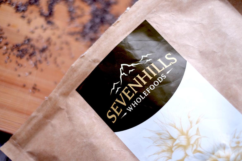 Sevenhills organic chia seeds