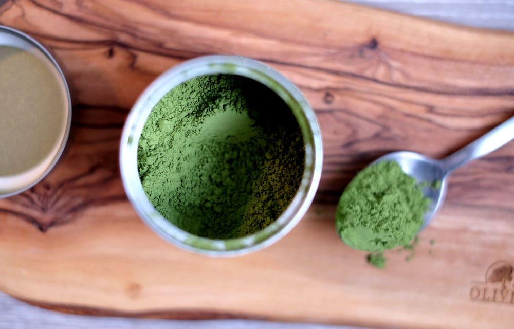 Matcha tea benefits