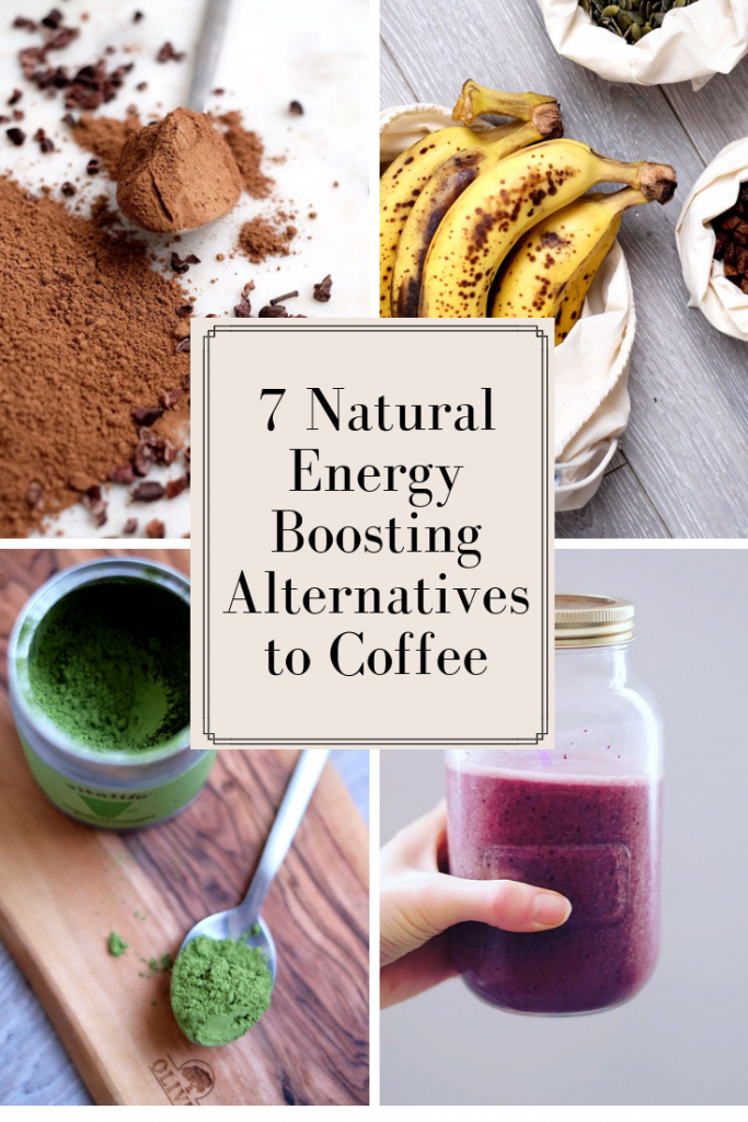 Natural coffee alternatives