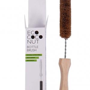 Eco friendly bottle brush