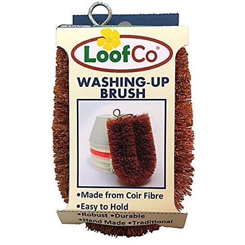 Biodegradable washing up brush
