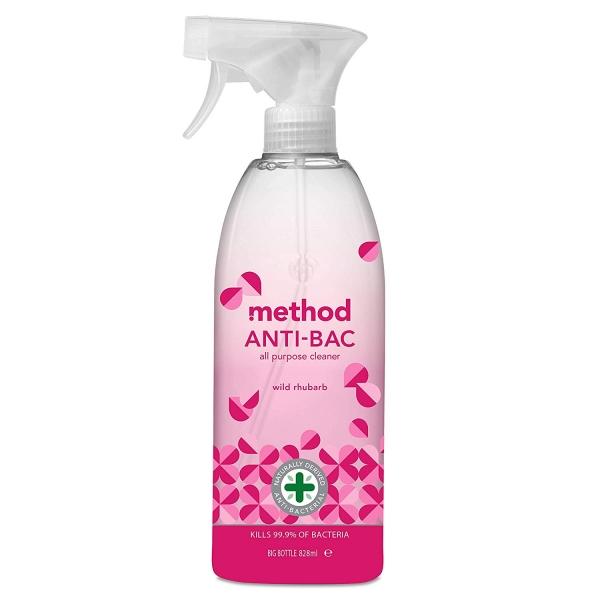 Eco friendly antibac cleaner