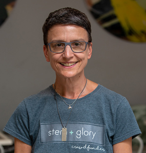 Stem & Glory CEO