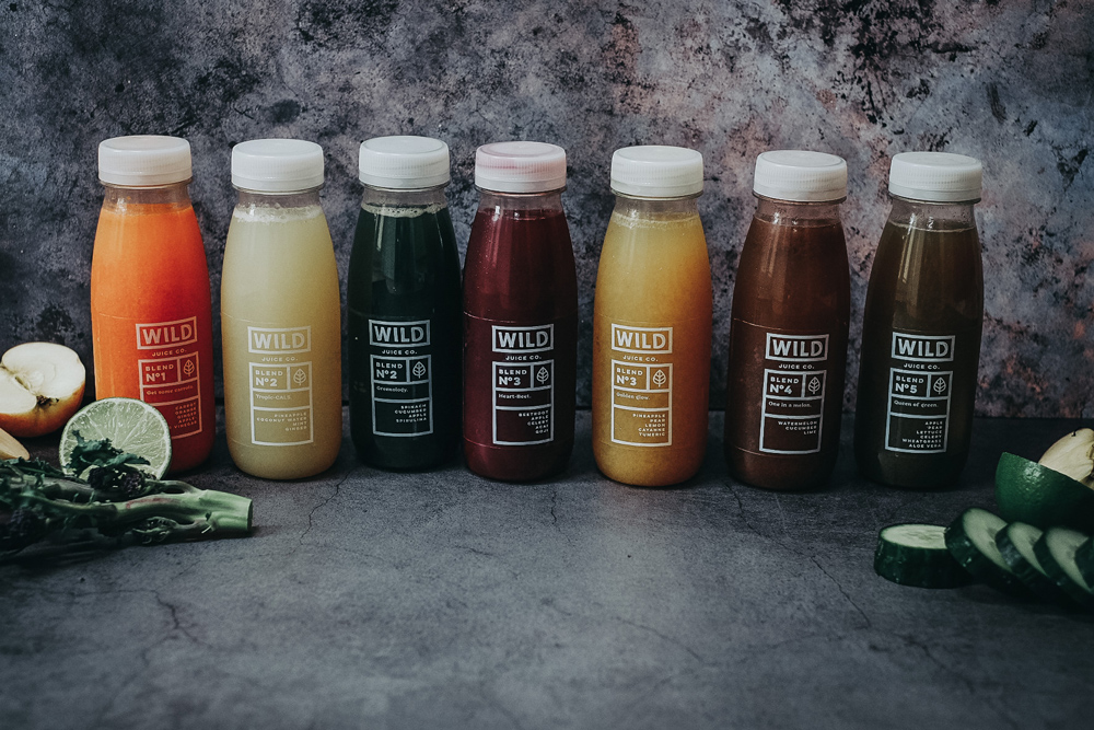 Wild Co. Juice company