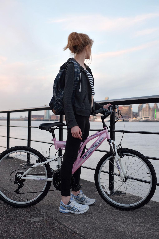 Biking for fitness