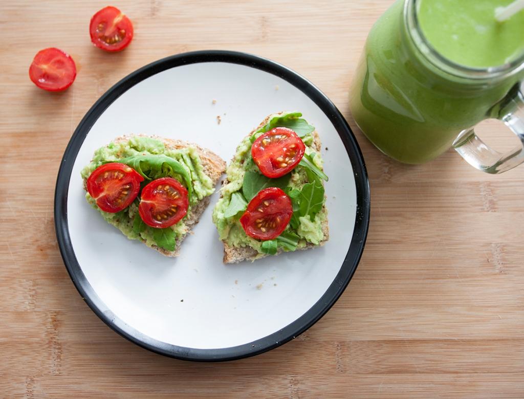 Vegan savoury breakfast ideas