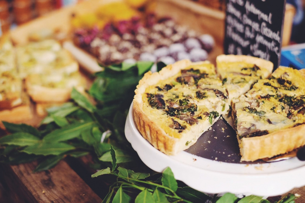 Nature's kitchen foods