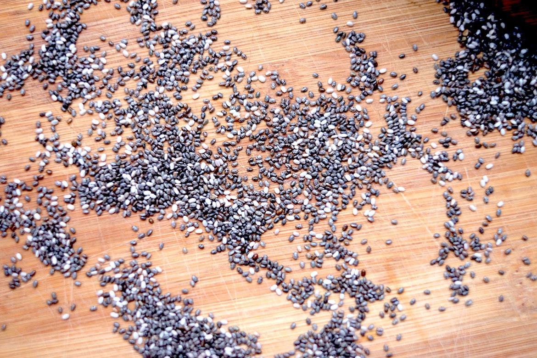 Chia seed uses