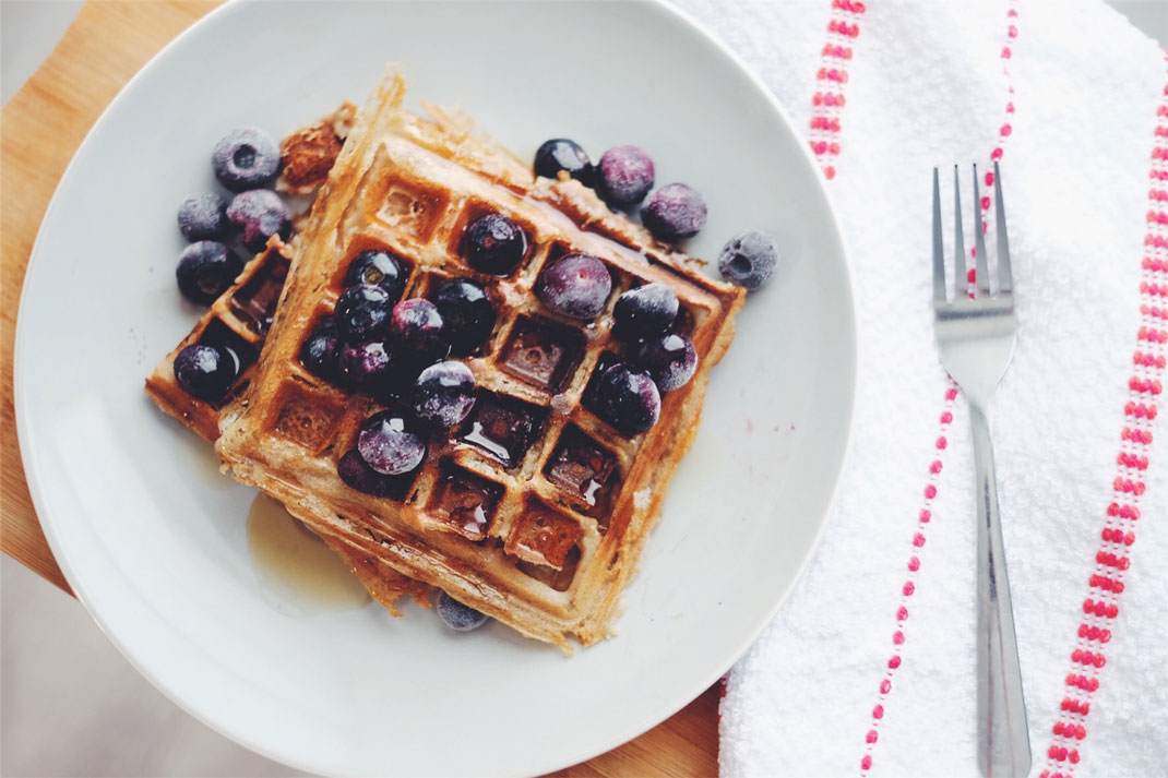 vegan-waffles