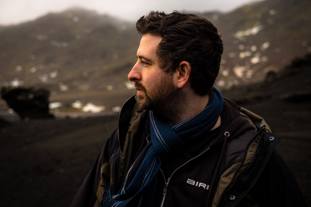 Exploring Reykjanes Peninsula