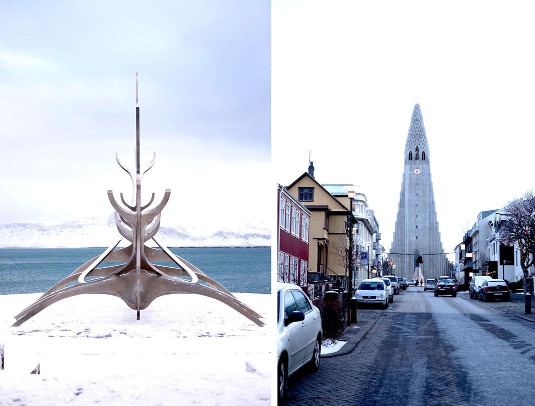 Reykjavik city centre