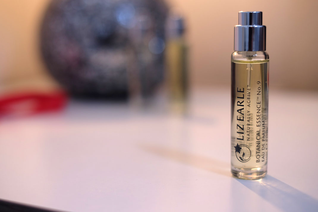 Liz Earle fragrance layering