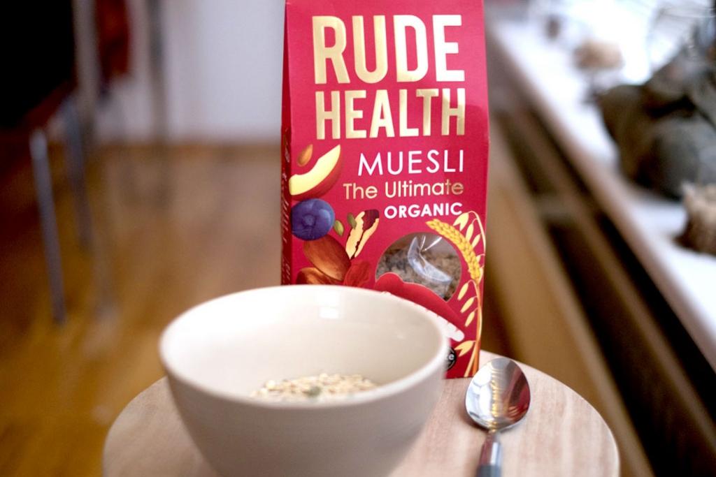 Rude Health muesli