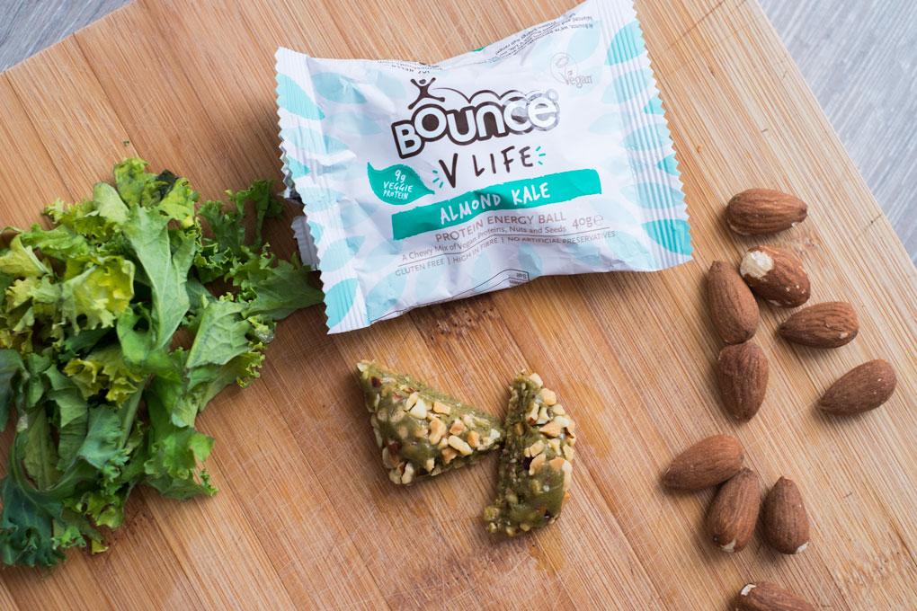 Kale almond Bounce ball