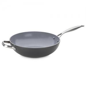 Ceramic non stick wok