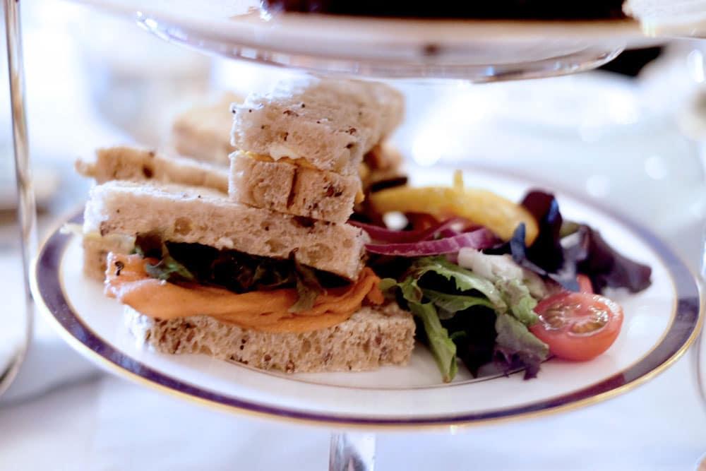 Vegan sandwich fillings