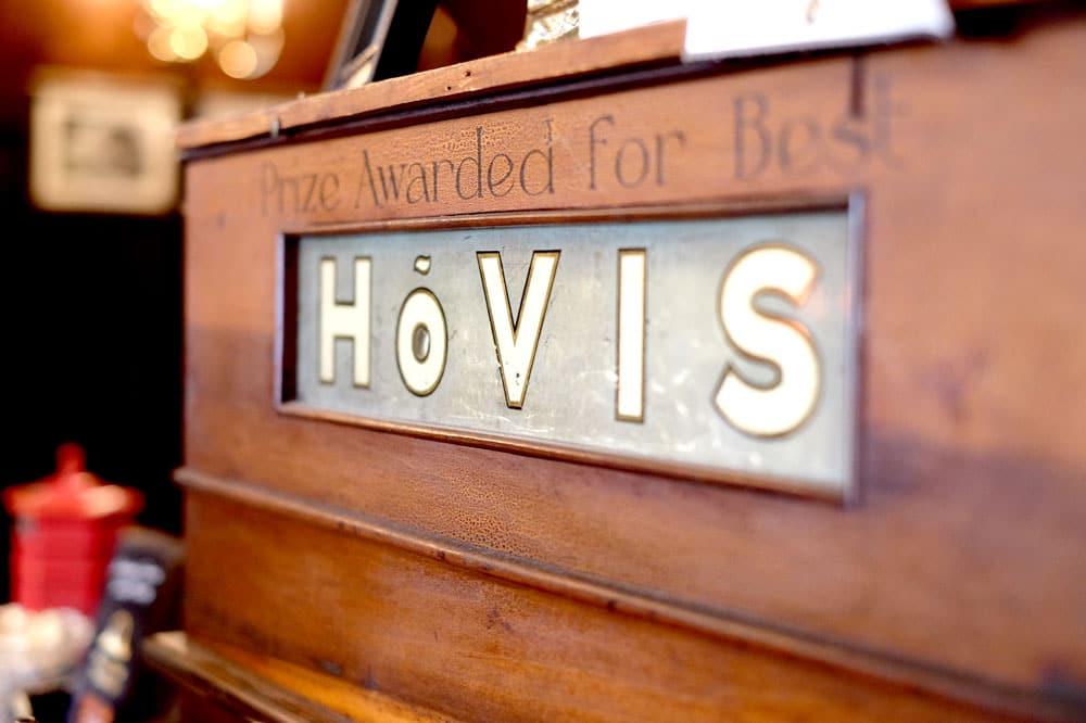 Old Hovis logo