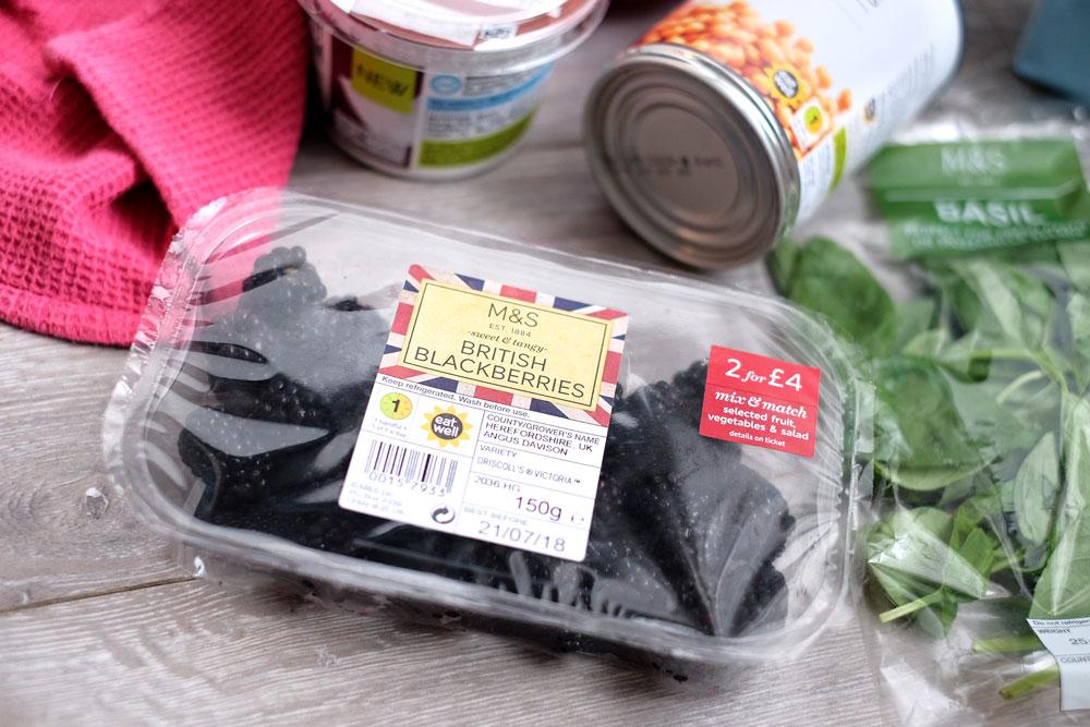 British blackberries