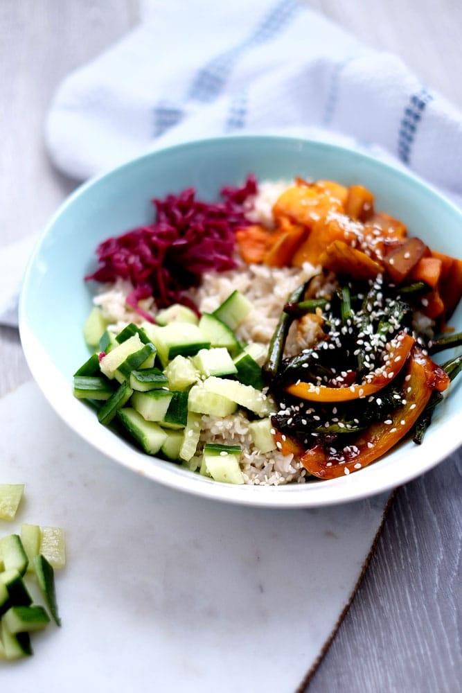 Donburi bowl recipe