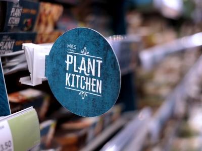 M&S Plant Kitchen range