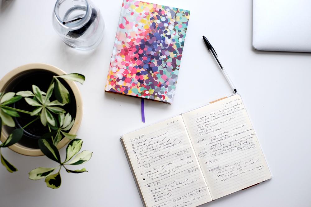 Reasons to start journaling