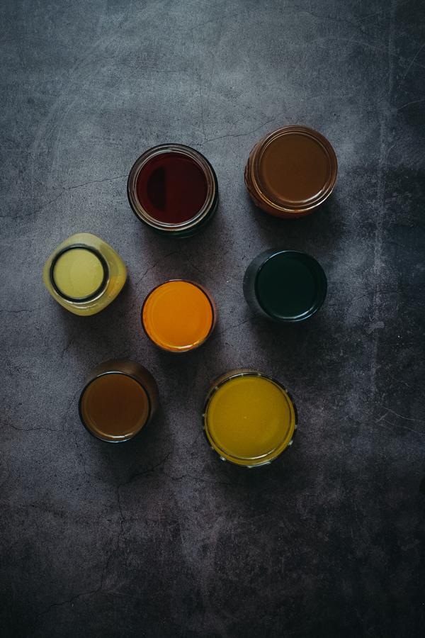 Making fresh juices